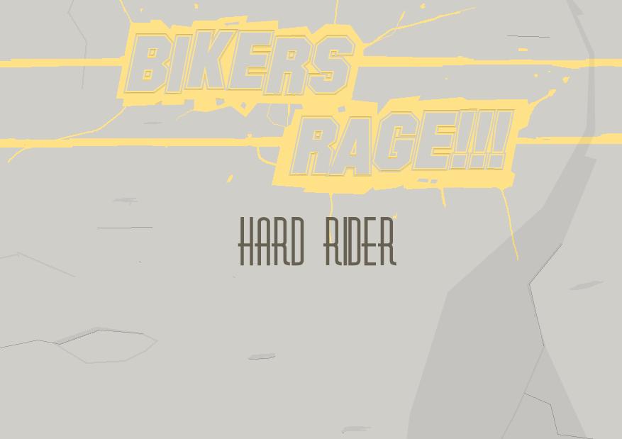 Bikers Rage