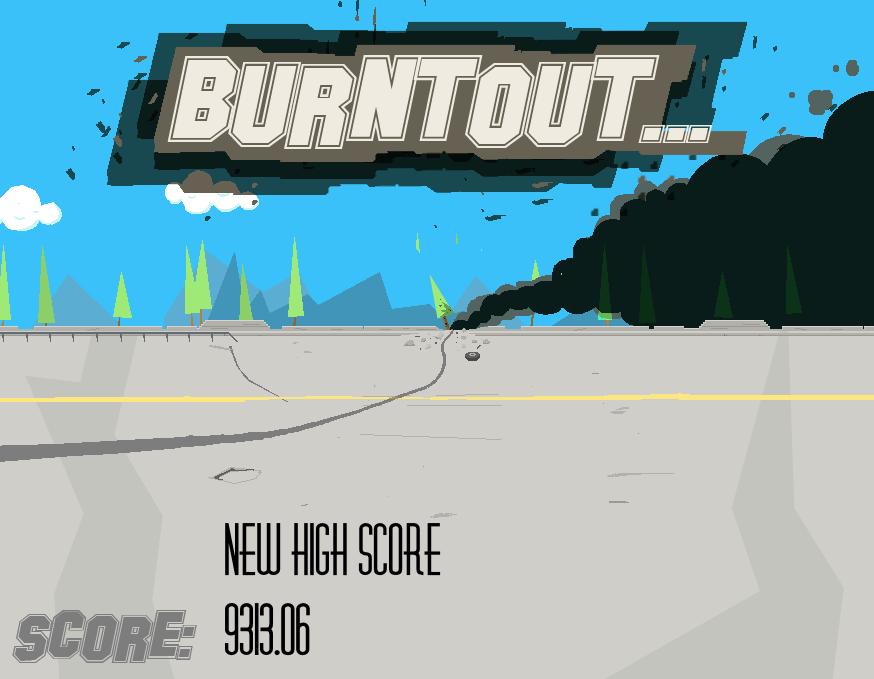 Burntout...